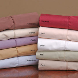 Dyed Sateen Shades