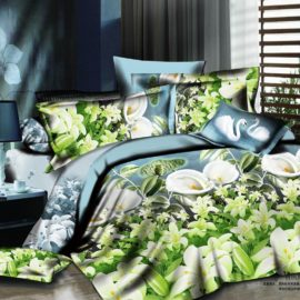 Bed Sheet Printed