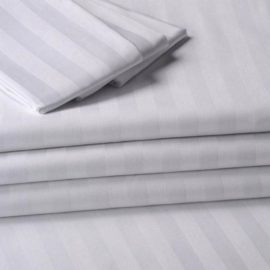 White Satin  Strip